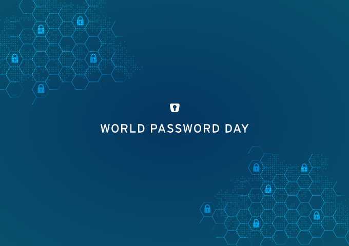 Start securing your digital lives on World Password Day